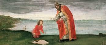 la vision de Saint Augustin