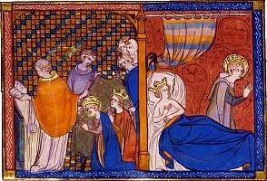 Le mariage de Louis et de Marguerite à Sens