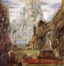 gustave moreau le Triomphe d'Alexandre le Grand