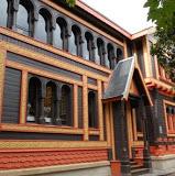pavillon suède norvège